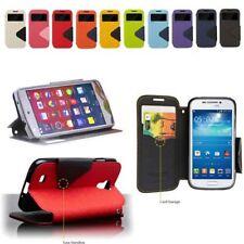 Flip Case Handy-Hülle zu Samsung Galaxy S8 Plus - FANCY DIARY BOOK Tasche Schutz
