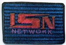 Babylon 5 ISN Interstellar Network Rectangular Iron-on Embroidered Patch