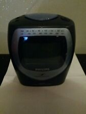 C22  PHILIPS RADIO REVEIL '' piles fournies   EXCEL ETAT