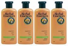 4x Herbal Essences Fine Hair Uplifting Conditioner 400ml