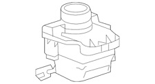 Genuine Mercedes-Benz Switch Assembly 204-870-06-79