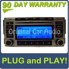 Hyundai Santa Fe OEM Factory AM FM XM SAT Radio MP3 CD Player AUX Stereo