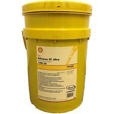 20 Liter Shell Advance ULTRA 4T 15W-50