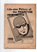 1st Edition Fine Grade Very Fine Grade Comic Books/Phantom
