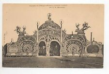 Thémes MANEGES Foires Fetes foraines Attractions HIPPO Palace Trottoir V.Munster