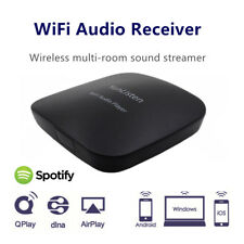 WiFi Wireless Music Audio Receiver Adapter AirPlay DLNA AirMusic YunlistenP7 iOS
