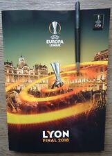Map Pin Pen Uefa El Finale 16.5.2018 Olympique Marseille - Atletico Madrid #9