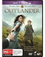 Outlander : Season 1 : Part 1 (DVD, 3-Disc Set) NEW