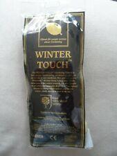 Gold Leaf Winter Touch Gloves Ladies Womens BNIP
