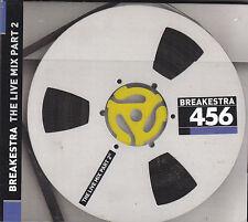 BREAKESTRA - the live mix part 2 CD