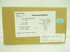 Measurement Specialties Pressure Transducer / Sensor Range 350 Bar 5000 PSI