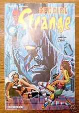 SPECIAL STRANGE n° 39 trimestriel mars 1985 Marvel Lug