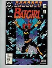 Batgirl Special #1 (1988, DC)! VF/NM9.0 +! Late Copper age beauty! KEY, LOOK!