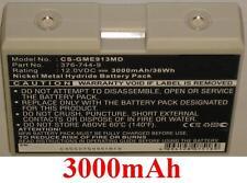 Batteria 3000mAh tipo 376-744-9 Per GE CardioServ