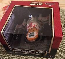 Sold At Star Wars Weekends Pixar Cars Lightning McQueen Is Jedi Luke Skywalker