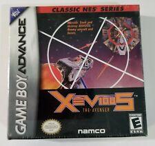 Xevious Classic NES Series - New / Sealed - (Nintendo Game Boy Advance, 2004)