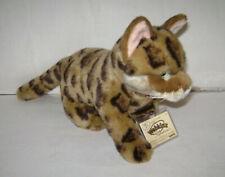 Nwt Webkinz Signature Bengal Cat Wks1065 by Ganz Plush Stuffed with Code Rare