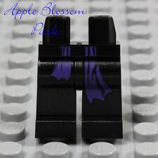 NEW Lego BLACK MINIFIG LEGS -Purple Sash Scarf Belt Male Female Ninjago Garmadon