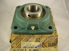 "Dodge 126189 F4B-SCM-111 1-11/16"" Bore 4-BOLT FLANGE LOCK Bearing"