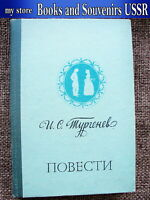 1980 Book of the USSR Ivan Turgenev stories, Russian classics (lot 754)
