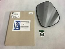 Land Rover Freelander 1 Right Hand Side Convex Heated Door Wing Mirror Glass