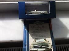 Atlas IXO Auto Klassiker Mercedes Benz 280 SL weiß  in Vitrine mit OVP 1:43