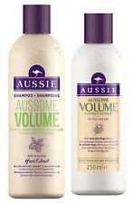 Aussie Aussome VOLUME Shampoo 300ml + Conditioner 250ml
