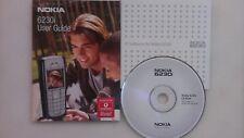 Manuali Guida utente Nokia 6230i + cd-rom PC Software