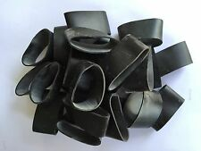 24 WIDE RANGER BANDS EPDM RUBBER  /SURVIVAL/STRAPPING/FIRE STARTER  **USA**