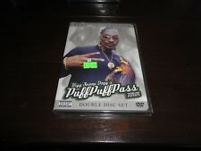 Bigg Snoop Dogg Puff Puff Pass Tour DVD - 2 Disc Set - Nate Dogg WARREN G DAZ