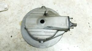 81 Moto Guzzi V1000 V 1000 I Convert rear final drive gear hub differential