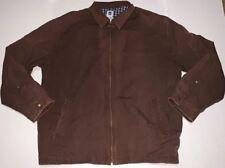 Preowned- Vintage GAP Factory Full Zip Collard Jacked Mens (Size XL)