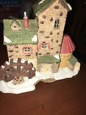 Department 56 Dickens Village Cottage Mill Limited Edition w/o box