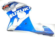 01 02 Suzuki GSXR1000 Left Side Mid Fairing Damaged