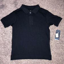 BNWT Nautica Navy School Polo T-Shirt Size 5