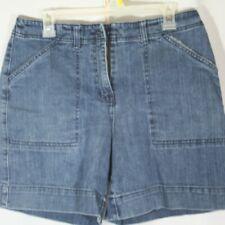 Charter Club Women's Blue Denim Shorts  Size 10