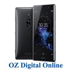 NEW Sony Xperia XZ2 Premium Dual H8166 64GB Black 4G 4K Unlocked Phone 1YrAuWty