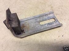 1965 1966 Ford Mustang L Or RH Side Lower Quarter Glass Stop Adjusting Bracket