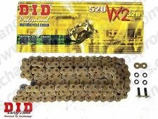 Kawasaki KLX250 S T9F,TAF-TFF 2009-2015 DID GOLD VX2 Heavy Duty X-Ring Chain