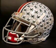 New listing Used Schutt Pro Air Ii Ohio State Football Helmet