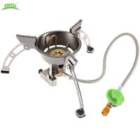 BRS-11 Gas Stove Split Portable Windproof Camping Hiking Picnic Burner Cookware
