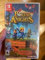 Portal Knights (Nintendo Switch, 2017) Brand New - Region Free