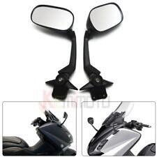 Moto Rétroviseur mirroirs pour Yamaha Tmax 530 TMAX 2012-2014 2013 noir paire