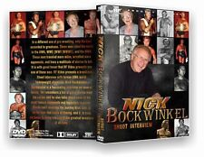 Nick Bockwinkel Shoot Interview Wrestling DVD,  AWA World Champion