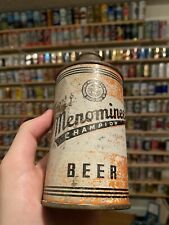 Usbc 173-18 Menominee Champion Light Beer 12oz Beer Can
