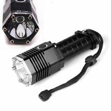 Small Sun 850 Lumens Tactical LED Flashlight Waterproof Rechargeable Torch T07