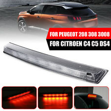 LED High Level 3rd Brake Light For Peugeot 208 3008 Citroen C4 C5 355x48.5x26mm