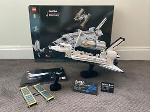 LEGO NASA Space Shuttle Discovery (10283)