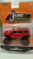 2003 Hummer H2 4x4 1/64 Diecast Just Trucks New in Package Wave 15