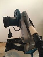 Makita Mitre Saw MLS100 (Dust Extractor adapter Tube Only) Henry Hoover! bag